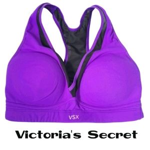 Victoria's Secret Purple Bra - Size XS